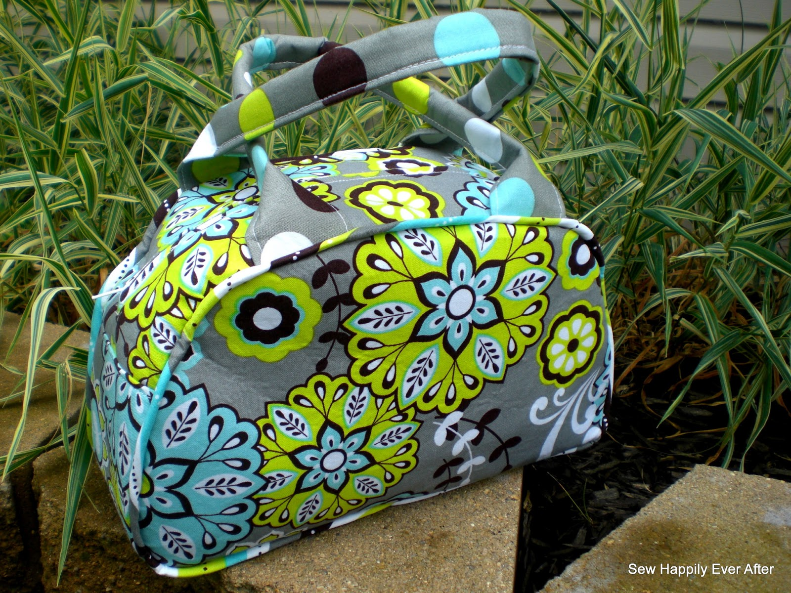 Sew Happily Ever After: Dottie Handbag by Swoon Sewing Patterns