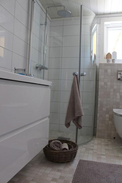 vaskeservant bad gulvmodell