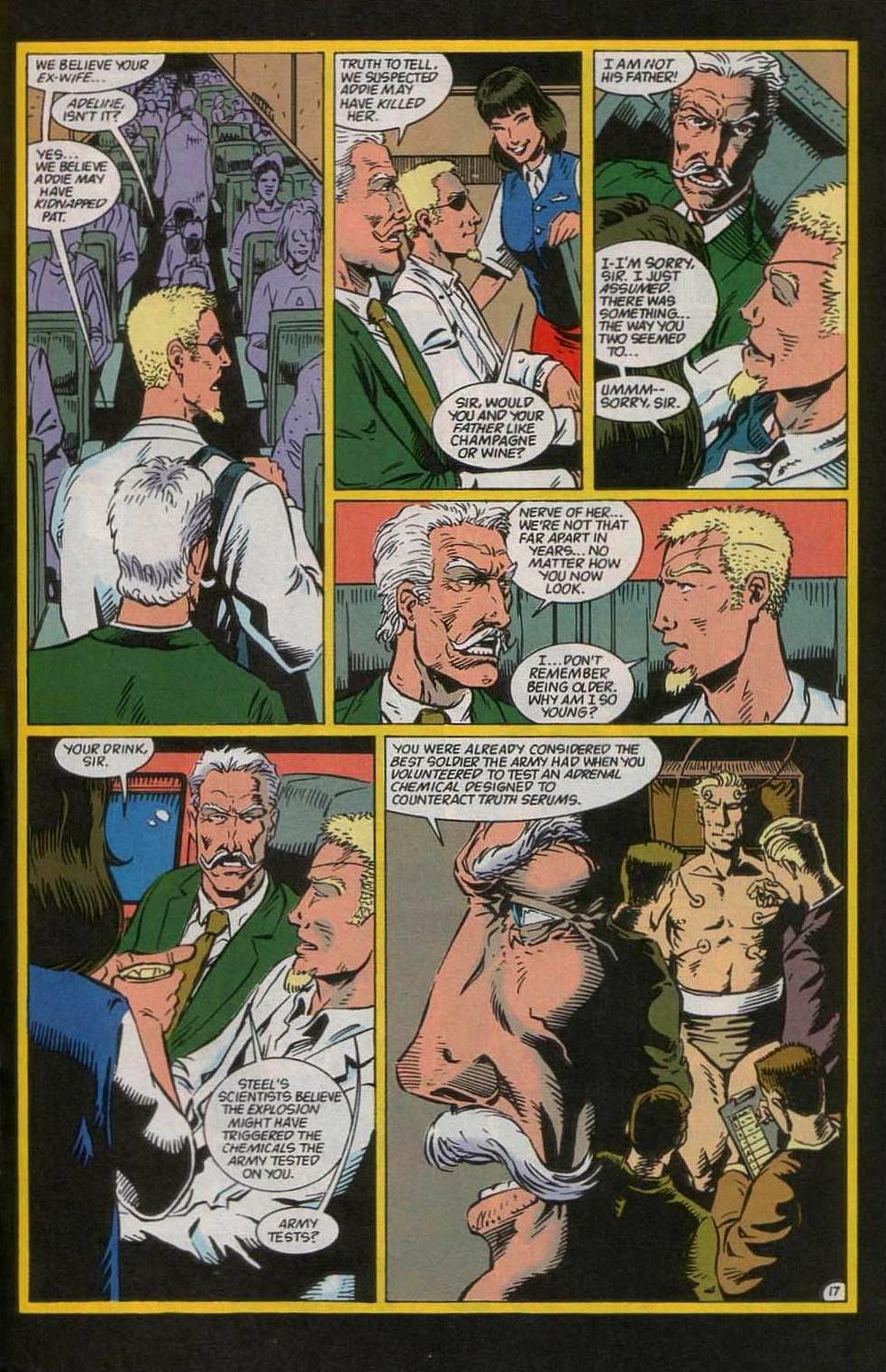 Deathstroke (1991) Issue #55 #60 - English 18