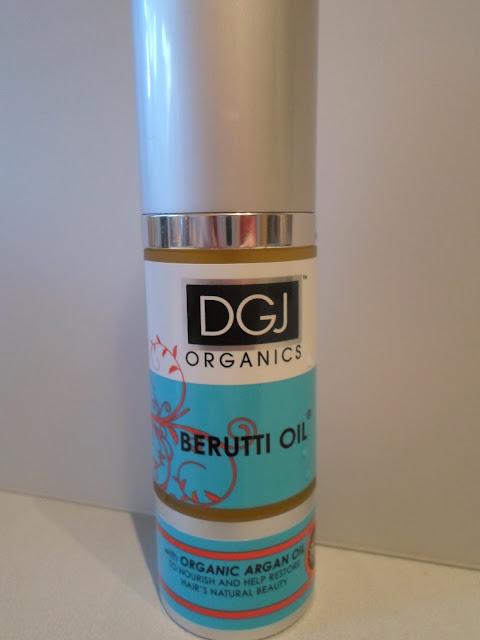 DGJ Organics Berutti Oil