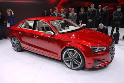 2013 Audi A3 Release Date