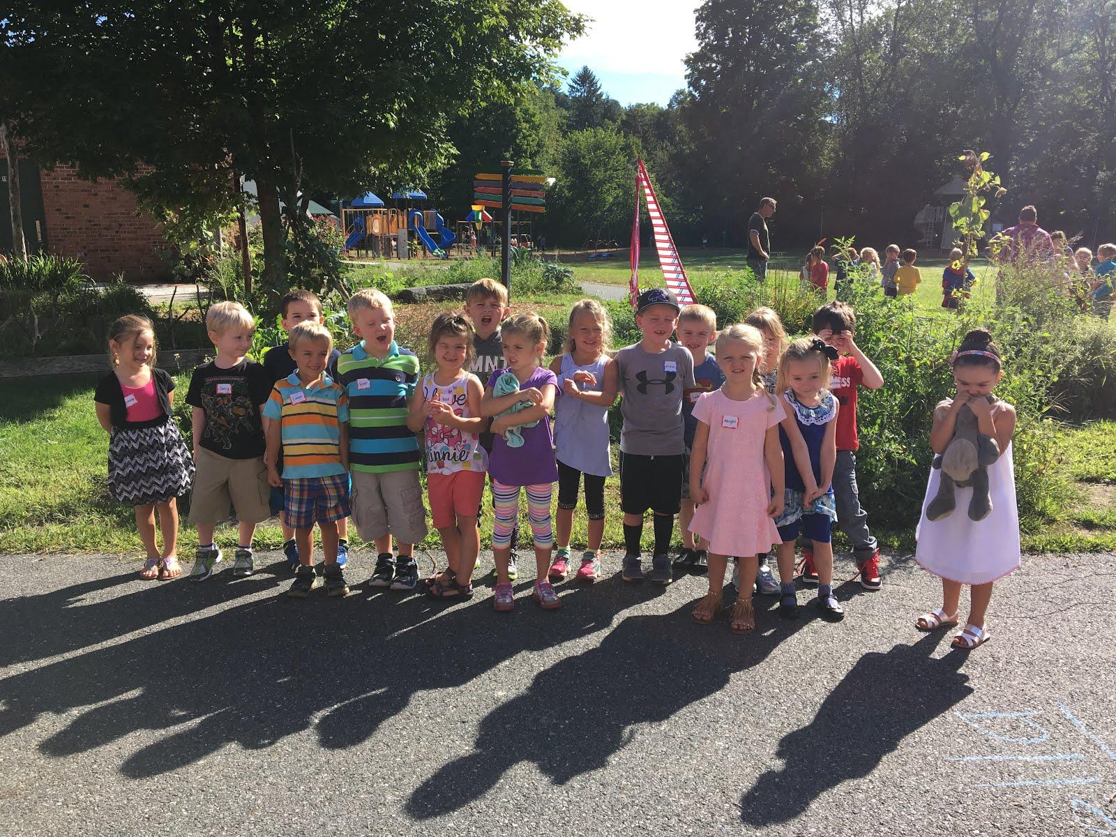 Mrs. Parzych's Kindergarten 2016-17