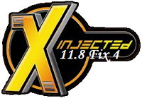 sXe Injected 11.8 Fix 4 - the latest version