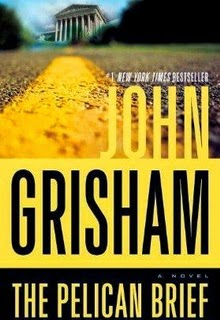 Cover of John Grisham's The Pelican Brief