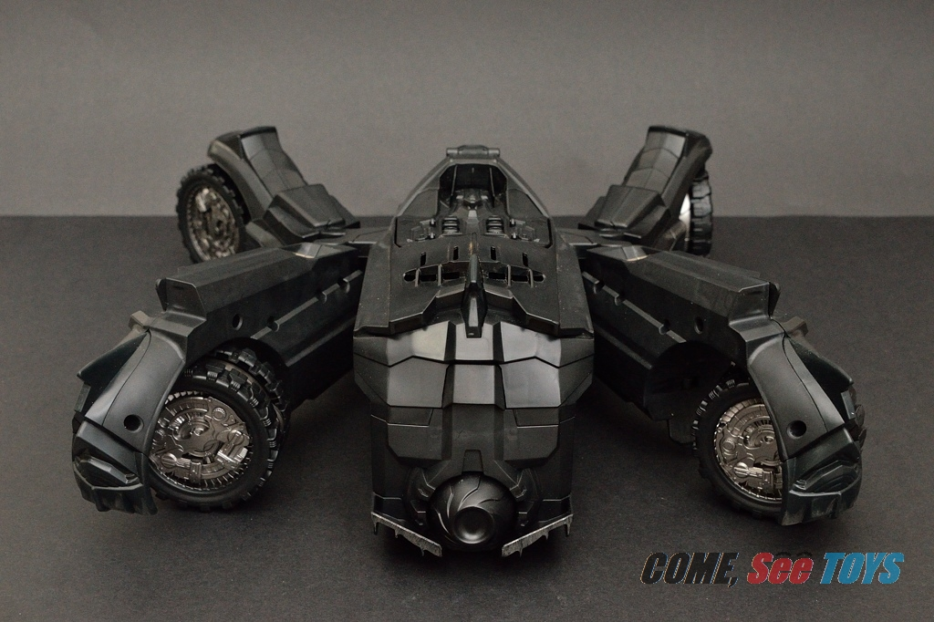 Come, See Toys: SDCC 2014 DC Multiverse Arkham Knight ...