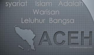 Tujuan Syariat Islam Diterapkkan di Aceh