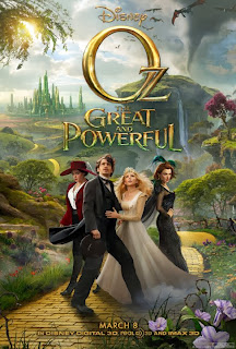 Oz The Great And Powerful ...
