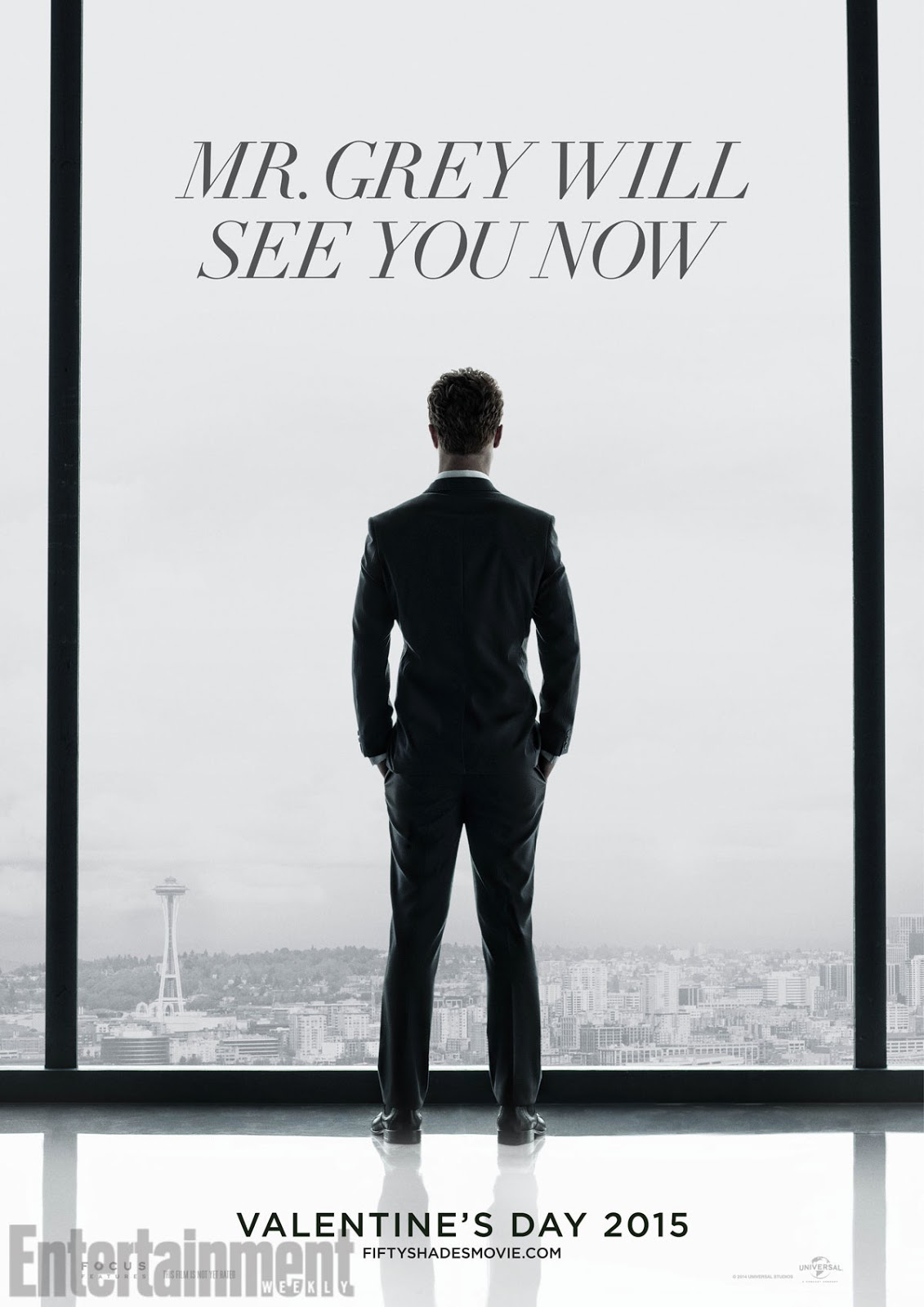 Fifty shades of grey teaser trailer for When does 50 shades of grey