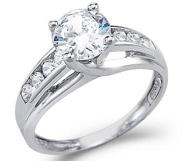 Design Wedding Rings Engagement Rings Gallery 14k White Gold