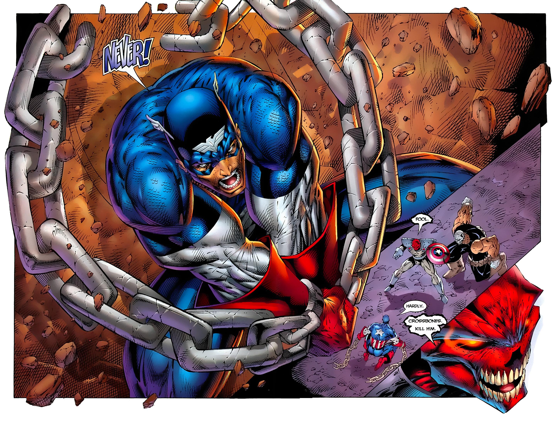 Captain America (1996) Issue #4 #4 - English 12