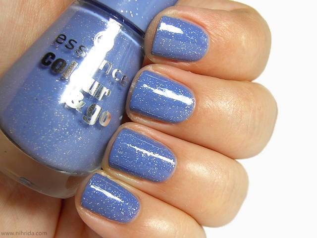 Essence Colour &amp; Go Nail Polish in I'm Bluetiful