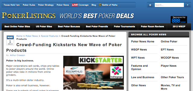 new poker products