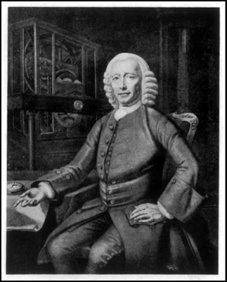 John Harrison portrait