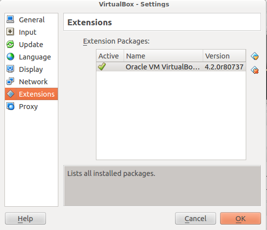 how to download virtualbox extension pack