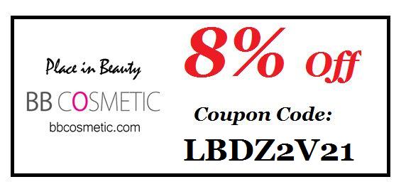 BB Cosmetic Codice Sconto per voi...