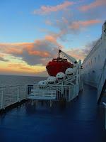 DFDS Morgendämmerung King Seeways