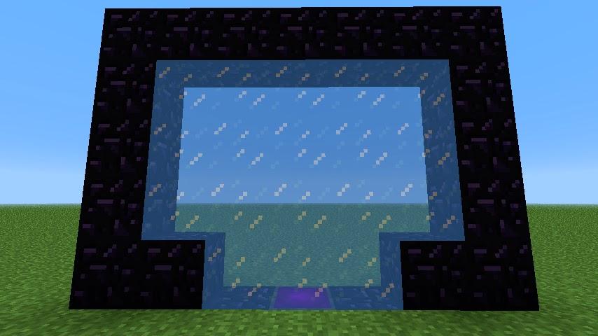 Enhanced Portals Mod hielo