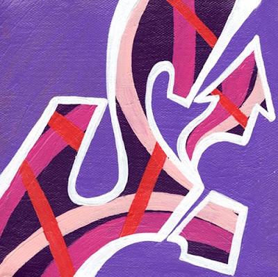 Font Graffiti, Graffiti Alphabet Font J