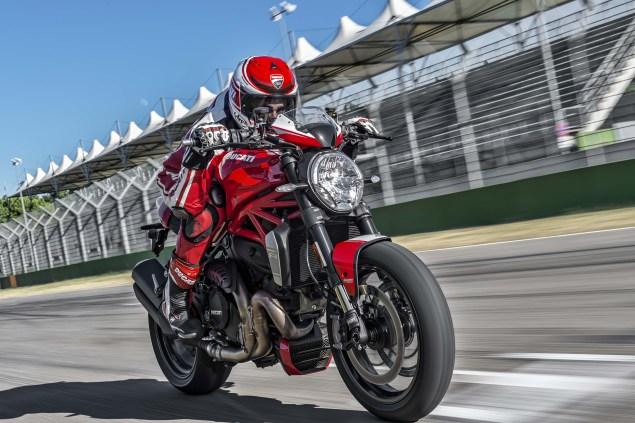 Galeri foto Ducati Monster 1200R 2016 . .