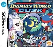 Digimon World: Dusk   Nintendo DS