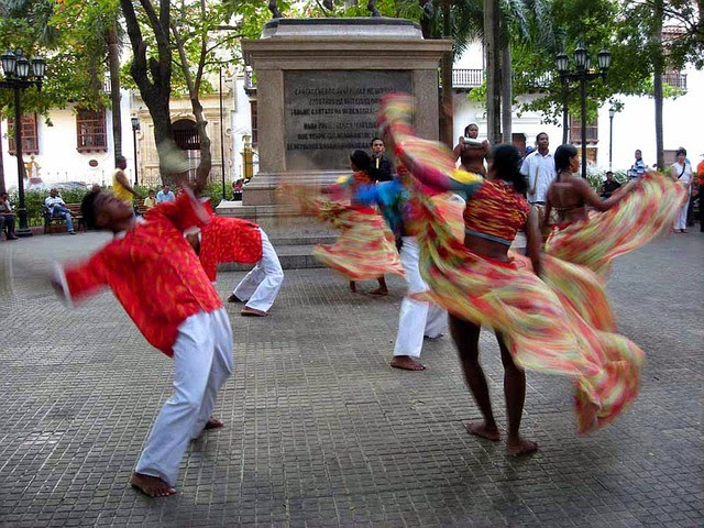 cultura afrocolombiano