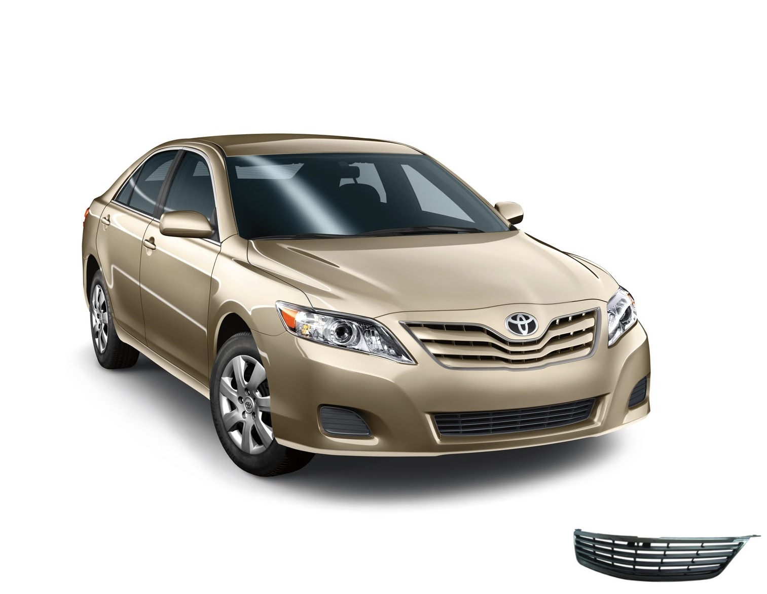 Multiplewallpapers  Toyota Camry 2011 Wallpapers
