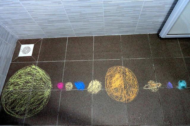 Preschool Solar System Activity