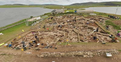 5,000-Year-Old Human Remains Found at the Ness of Brodgar Ness01