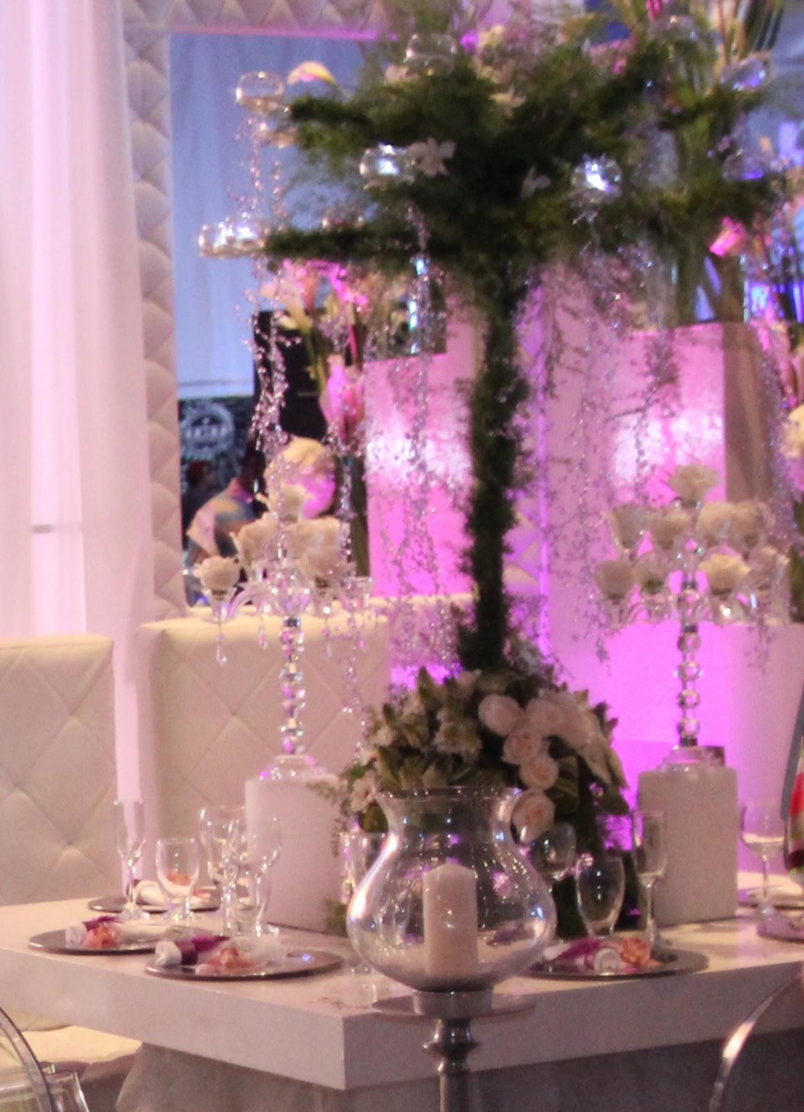 Fiestas de bodas elegantes for Fiestas elegantes decoracion