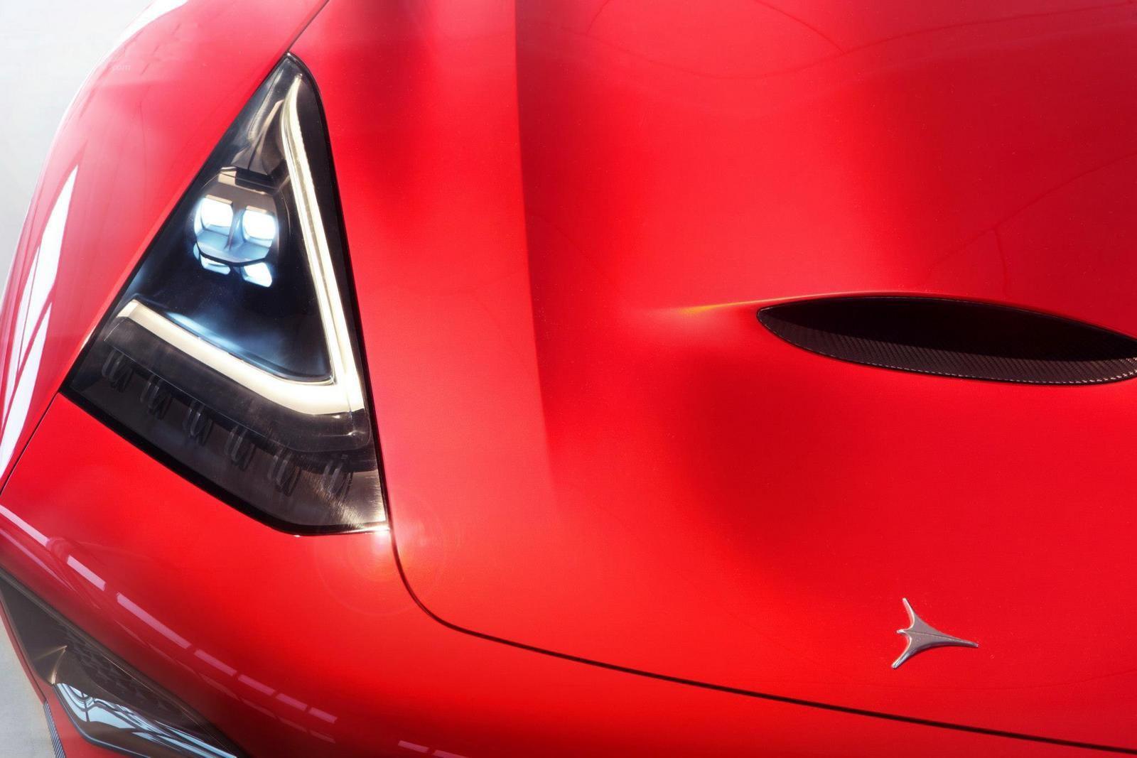 car i 2013 Icona Vulcano Concept