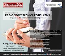 Taller de Redacción y técnica legislativa