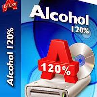 С помощью Alcohol 120% можно создать образ CD/DVD диска на жестком диске. .