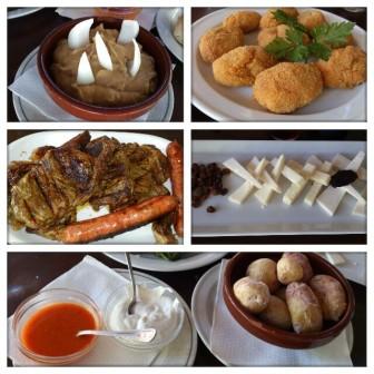 Gastronomia Tipica Canaria