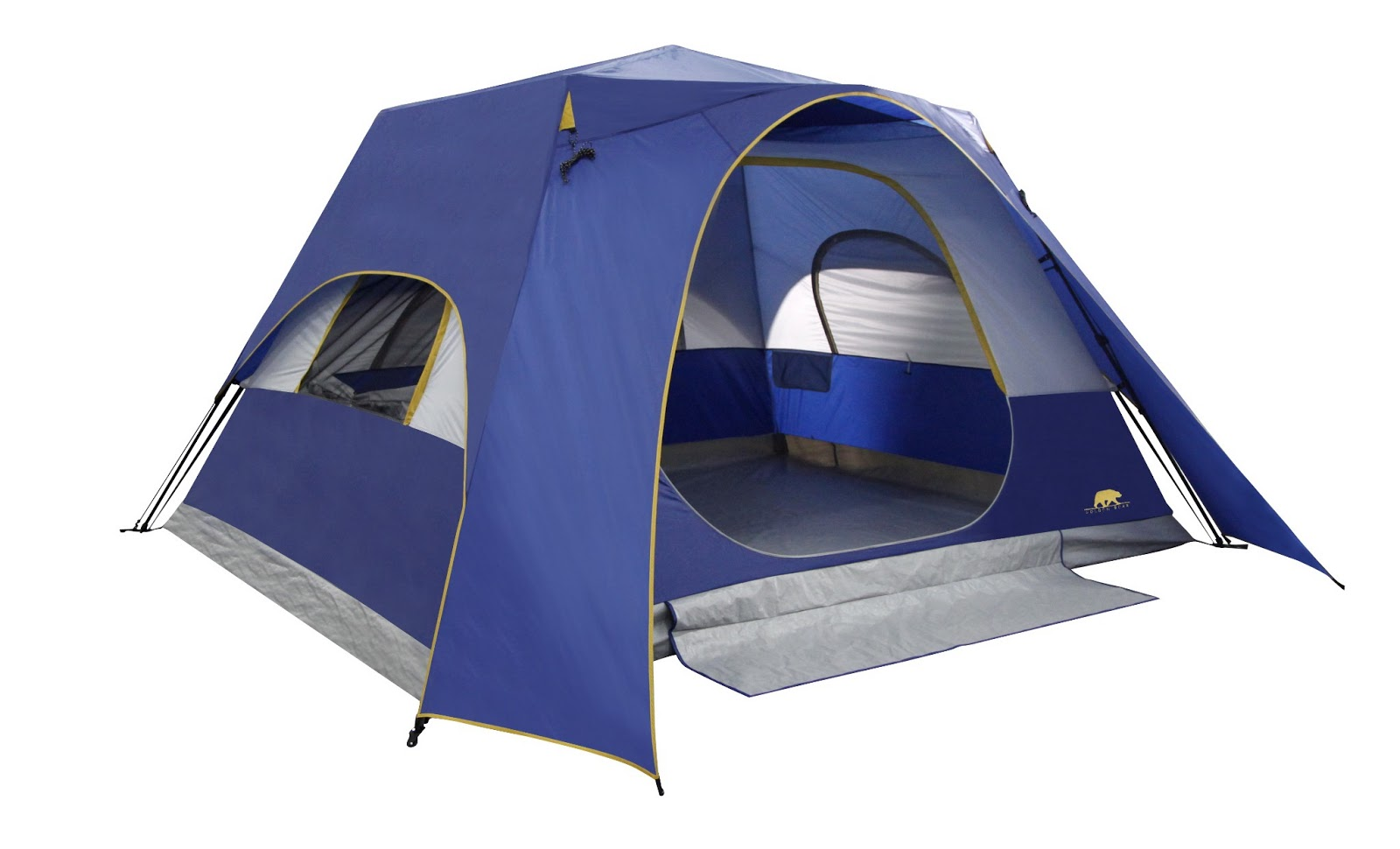 The full-featured Big Agnes Copper Spur HV UL 1 tent is designed with a high-volume hub to maximize strength and increase living space without adding weight. Available at REI.