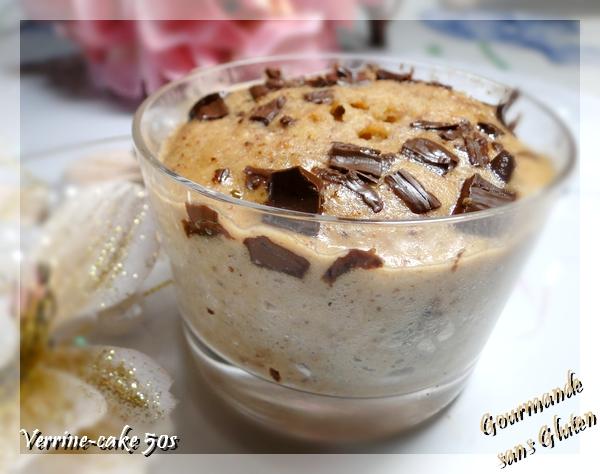 Mug Cake Cookie Sans Oeuf