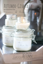 Scented Candle Giveaway