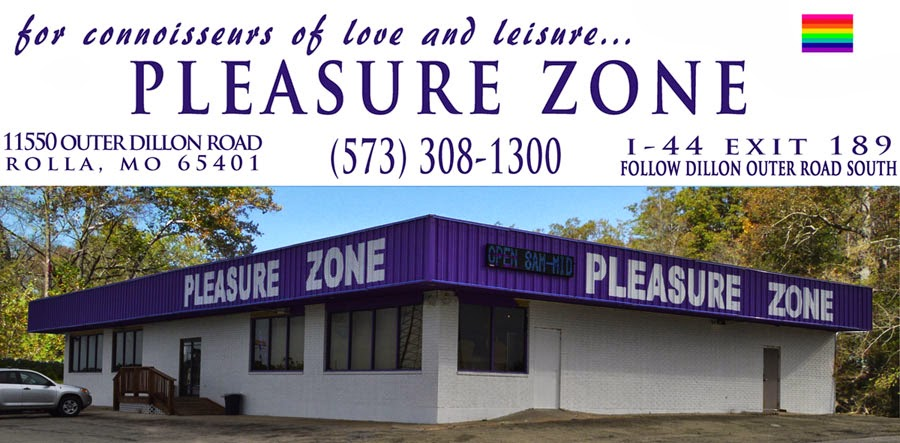 Pleasure Zone