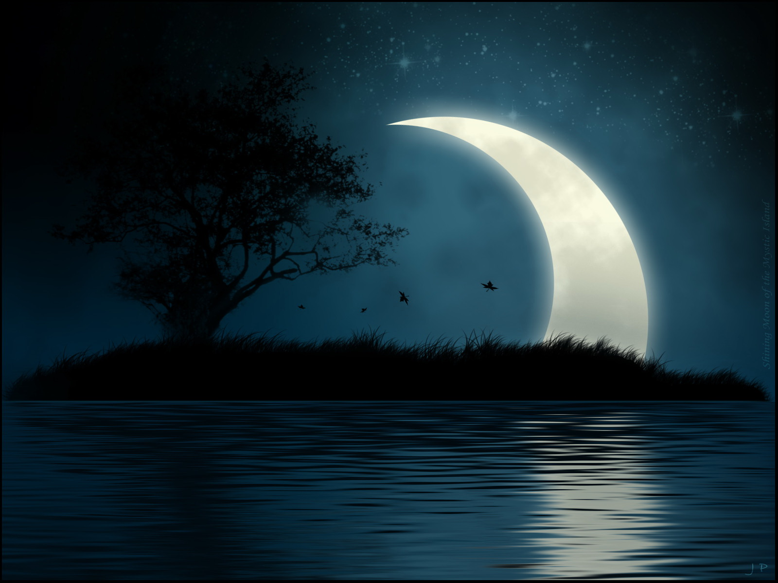 pretty moon wallpapers - photo #20