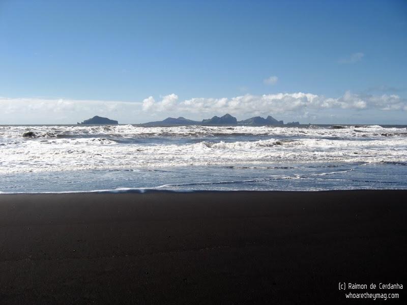 Море Исландия