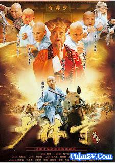 Thiếu Lâm Tự Truyền Kỳ - A Legend Of Shaolin Temple