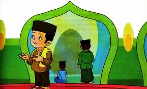 Doa keluar masjid dan terjemahannya