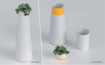 Creative Planters and Modern Flowerpot Designs (15) 5