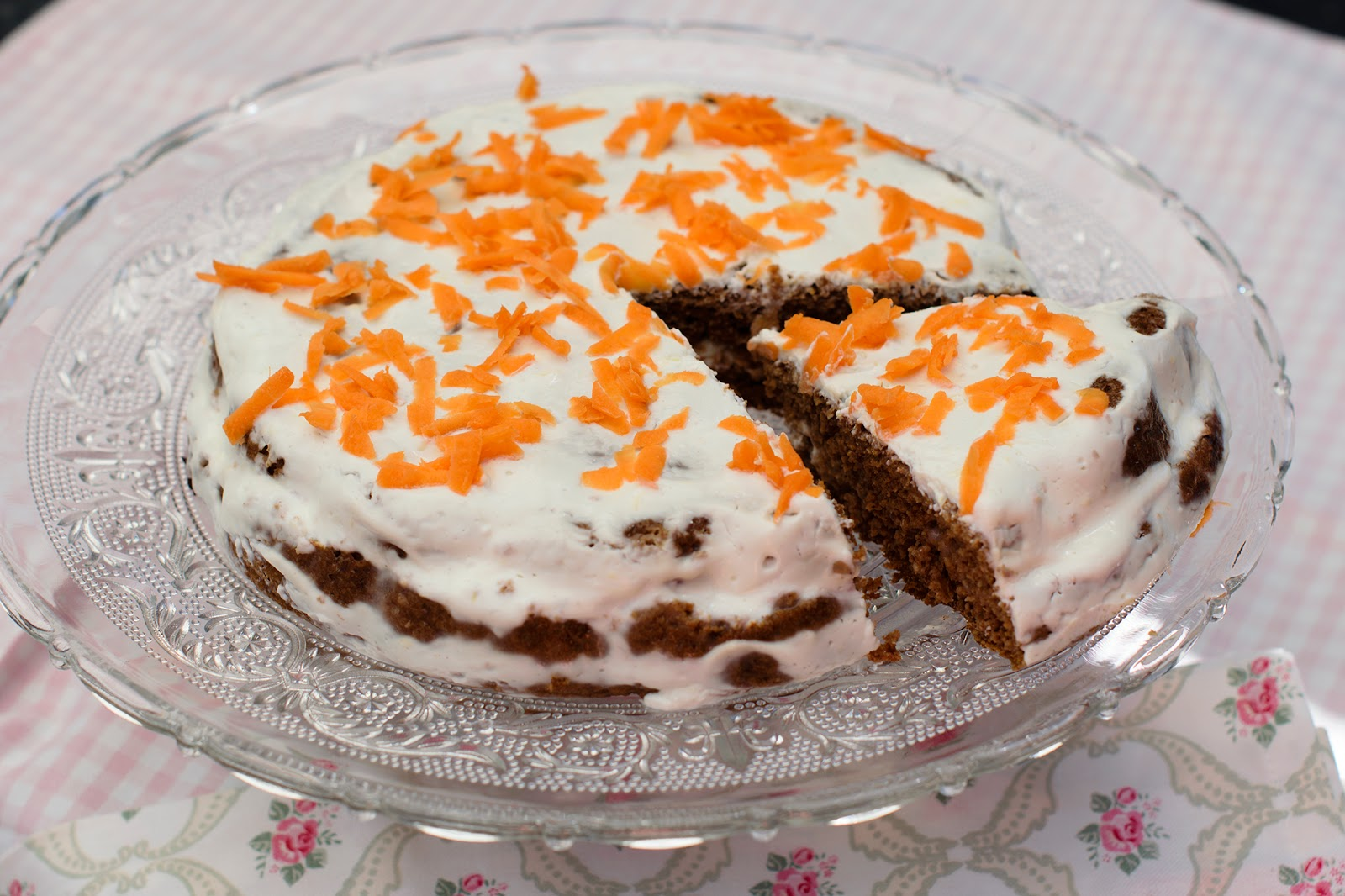 Carrot cake fit
