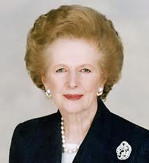 Margaret Thatcher The Iron Lady