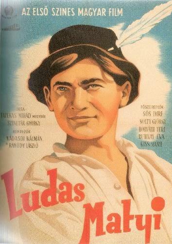 Fazekas Mihály, film, Ludas Matyi, Nádasdy Kálmán, Ranódy László, Soós Imre,