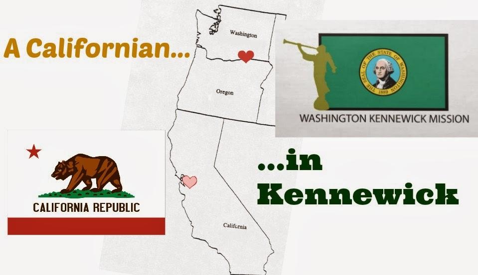 California to Kennewick.