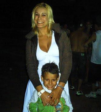 Fotos Andressa Urach antes das cirurgias plásticas