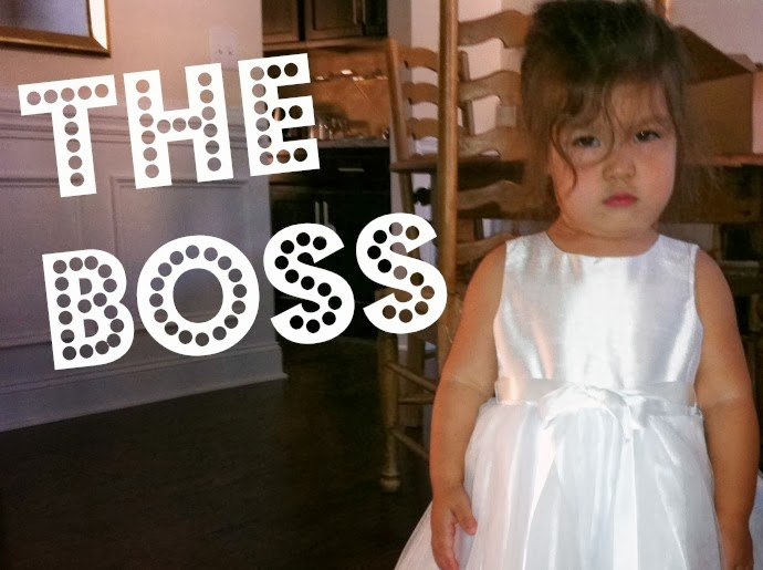 Dealing with an angry boss (or toddler)