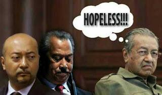 Masih Berbisakah Mahathir