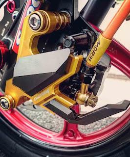 Modifikasi Minimalis Honda Spacy